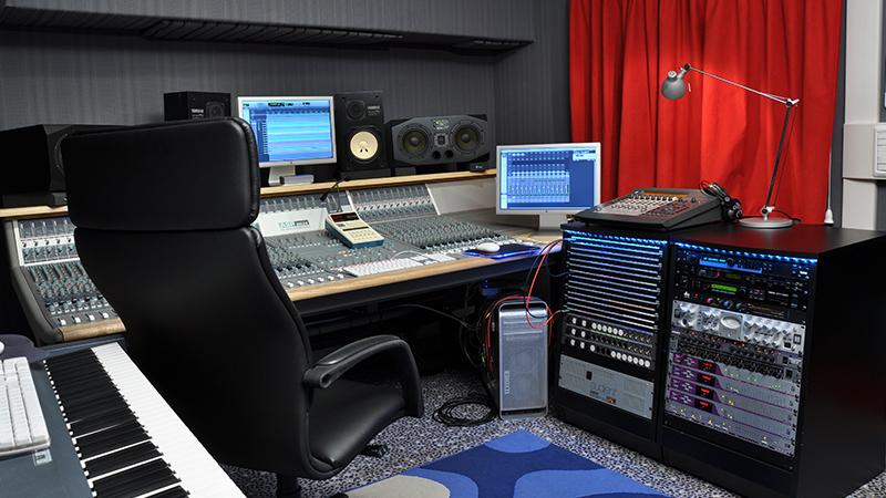 Studio registrazione