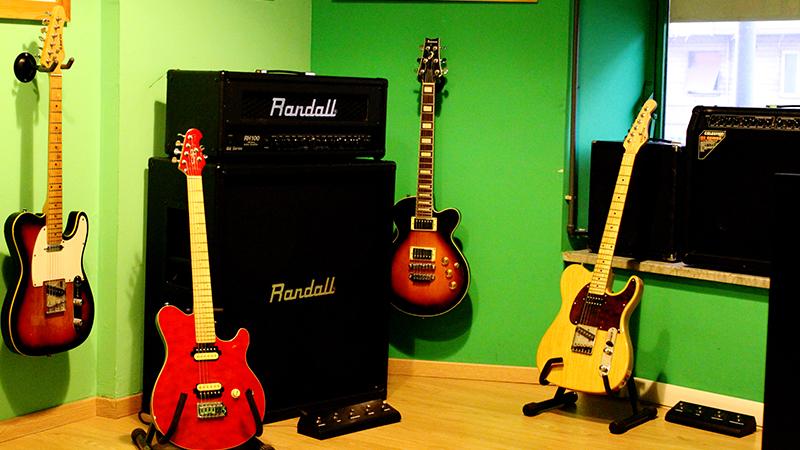 Aula chitarra