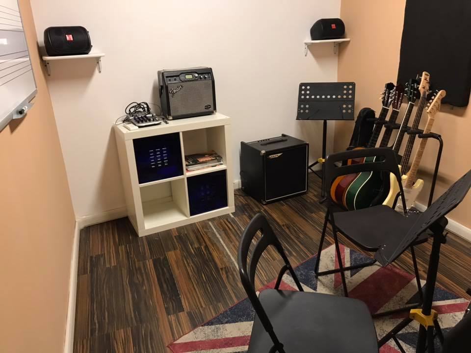 Sala chitarra