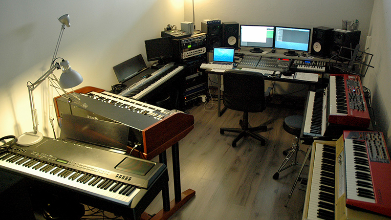 Aula tastiere