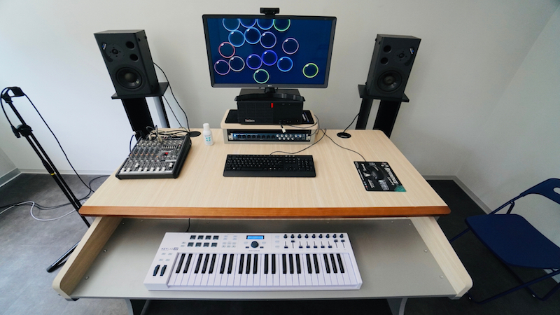Aule didattiche musica